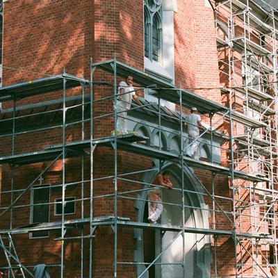 Building remodeling